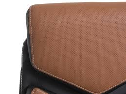 office chair brown formula 1
