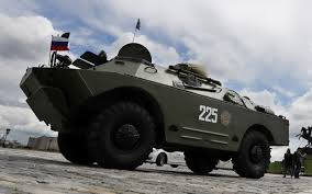 future military jeep soviet armoured vehicles roll slowly into belarus cars