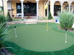 Backyard Putting Green Designs by 52 Best Backyard Putting Green Ideas Images On Pinterest Green