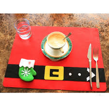 Christmas Table by Online Get Cheap Christmas Table Placemats Aliexpress Com