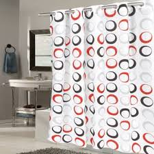 Red Shower Curtain Hooks Red Shower Curtains Shop The Best Deals For Nov 2017 Overstock