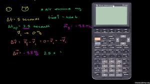 choosing kinematic equations video khan academy