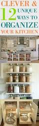 57 best organizing your kitchen images on pinterest household