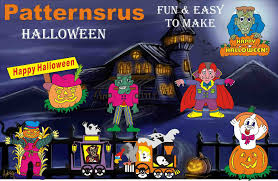 halloween yard decorations patterns page 2 bootsforcheaper com