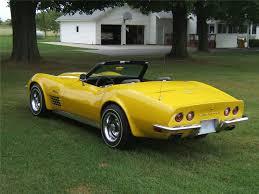 1972 corvette lt1 1972 chevrolet corvette lt1 convertible 44161