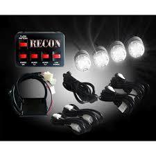 led strobe light kit recon led strobe light kit 26419wh ebay