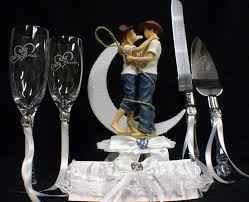 country wedding cake toppers cowboy popular country wedding cake