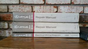ca factory 1998 gs300 gs400 repair manuals clublexus lexus