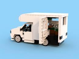 lego toyota toyota hilux 4wd camper bricksafe