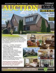 vestavia hills alabama real estate auction