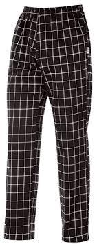 pantalon cuisine noir creastyle pro habille tous les professionnels de la restauration