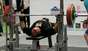 Powerlift Bench Strength Musings The