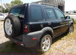 2002 land rover freelander suv item k1549 sold august 2