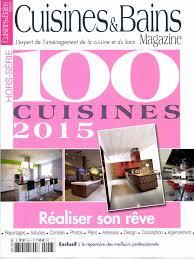 cuisines et bains magazine journaux fr cuisines bains magazine hors série