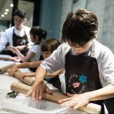 cours cuisine enfant lyon cuisine et pâtisserie à l atelier des sens lyon atelier enfant