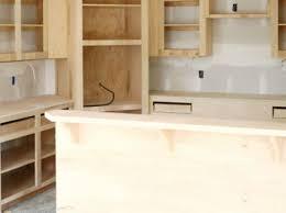 construire une cuisine comment construire un bar de cuisine leroy merlin