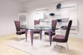 tavoli da sala da pranzo moderni tavoli da cucina in vetro foto 36 40 design mag