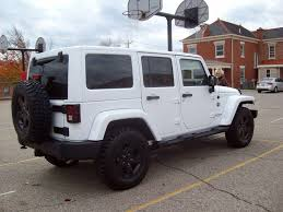 white jeep wrangler unlimited black wheels 46 best rides images on jeep truck jeep stuff and cars