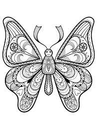 67 coloring butterflies images butterflies