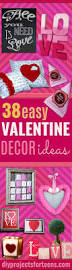 Cute Cheap Home Decor by 38 Easy Valentine Decor Ideas Diy Projects For Teens