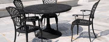 bring your iron furniture back to life with powder coating ar
