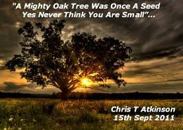 oak tree inspirational quotes like success