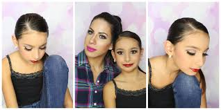 Stage Makeup Classes Recital Makeup And Hair Tutorial Dance Makeup Competition For