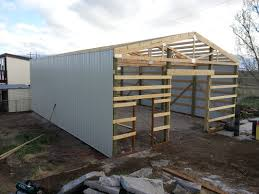 Backyard Barns And Sheds Pole Barns And Detached Garages Authority Shed 801 628 2112