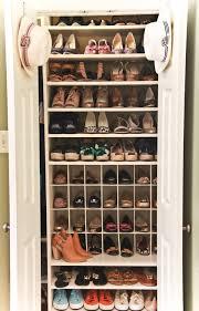 Shoe Home Decor Interior A Beautiful Rectangle White Wooden Mudroom Shoe Storage