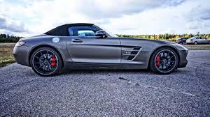 mercedes sls amg convertible matte mercedes sls amg roadster startup acceleration sls coupe
