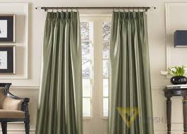 pencil pleated curtains in coimbatore curtains v furnish