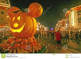 Usa Halloween Halloween At Disneyland Editorial Stock Photo Image 58454808