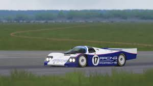 old racing porsche assetto corsa porsche 962c longtail old silverstone youtube