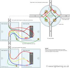 wiring diagram lighting wiring circuit diagram light loop