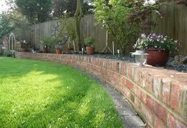 garden bed border ideas