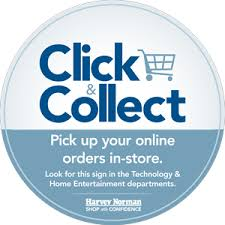 Order Online Pickup In Store by Click U0026 Collect Harvey Norman Australia