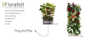 florafelt recirc systems u2014 florafelt vertical garden systems