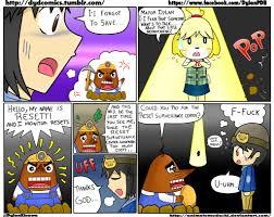 Animal Crossing New Leaf Memes - minicomic 9 animal crossing new leaf eng by animetomodachi on