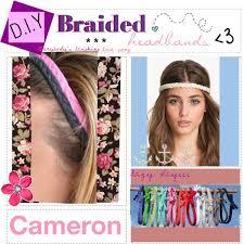 braided headbands d i y braided headbands polyvore