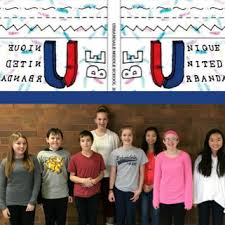 middle school yearbook urbandale middle school yearbook program receives national award