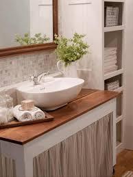 diy bathroom counter organizer large rectangular mirror with white