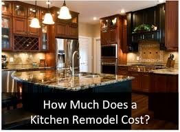 Cost Of Cabinets For Kitchen Price Of Kitchen Remodel Paso Evolist Co