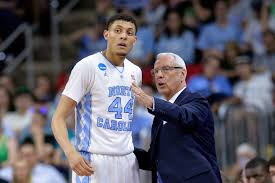 justin jackson has grown into the star north carolina was waiting