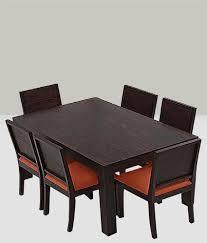 lexus india furniture ethnic india art vienna 6 seater sheesham wood dining set with