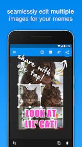 Free Meme Generator App - memesis free meme generator android apps on google play