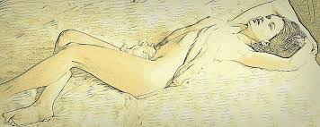 sensual paintings for the bedroom sensual painting by pravin tripathi