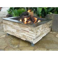 Firepit Outdoor Square Outdoor Pit Designs Saomc Co