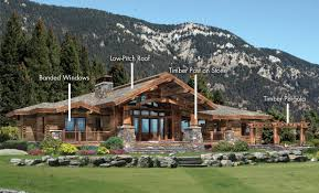 prarie style homes architectrual styles log homes timber homes