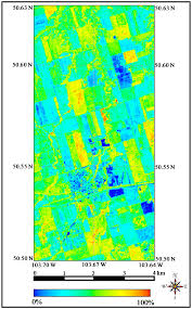 remote sensing free full text spatial variability mapping of