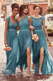 bridesmaid dresses bridesmaids inspiration tips trends 2017 david s bridal